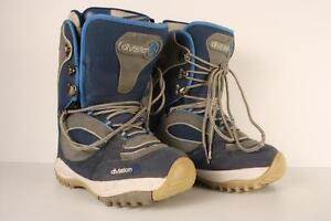 Bottes de snowboard Burton grandeur 6 (A005767)