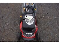 lawnmower mtd rover challenger self propelled rotary mower