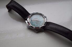 Wostock Admiralskie manual wind mechanical wristwatch - cal 2414 - Russian - Navy