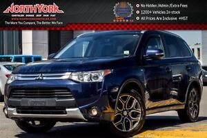2015 Mitsubishi Outlander GT AWD 7-Seater Sunroof Tow Hitch Back