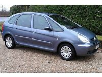 NEW MOT 2005 (55 Plate) Picasso Desire 2 MPV, Superb, One Previous Owner, S/H, Ready To Go