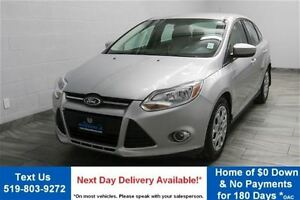 2012 Ford Focus SE SEDAN! AUTOMATIC! POWER PACKAGE! AIR CONDITIO