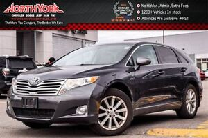 2010 Toyota Venza AWD Leather Dual-Sunroof Backup Cam Accident F