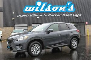 2015 Mazda CX-5 GS AWD! HEATED SEATS! REAR CAMERA! BLUETOOTH! $7