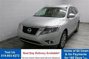 2014 Nissan Pathfinder SL 4WD w/ LEATHER! ALLOYS! POWER PACKAGE!