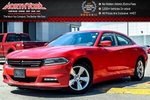 2016 Dodge Charger SXT|Sunroof|R-Start|HtdFrSeats|UConnect8.4|Du
