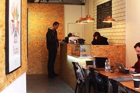 Newly Refurbished Cafe Space to Rent - Great for a new business