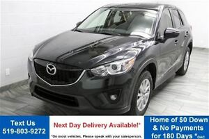 2015 Mazda CX-5 GS-SKYACTIV! SUNROOF! REVERSE CAMERA! HEATED SEA