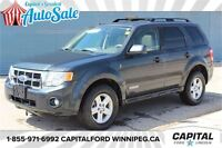 2008 Ford Escape Hybrid 4WD *Leather-Heated Seats-Sunroof*