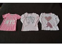 Clothes Girl: Next, George, TU, h&m, M&S 4-11y