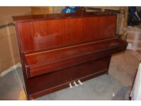 Rieger Kloss upright piano