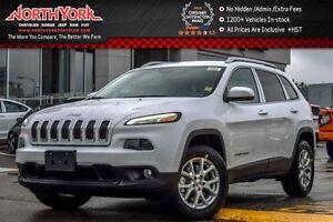 2017 Jeep Cherokee NEW Car North|4x4|SafetyTec Pkg|RearCam|Bluet