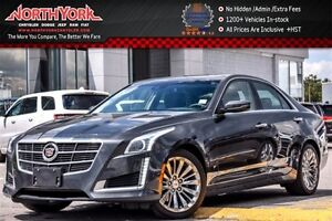 2014 Cadillac CTS Luxury AWD|Pano_Sunroof|Nav|Leather|BOSE|18All