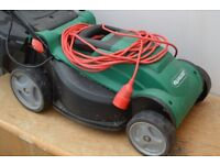 QUALCAST ELECTRIC ROTARY MOWER (MEB1334M)