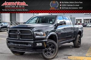 2016 Ram 2500 Laramie 4x4|RamBox|Nav|Sunroof|Tow Hitch|Backup Ca