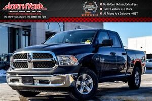 2017 Ram 1500 New Car SXT 4x4|Quad w/6.3ft Box|3.92 Rear Axle|Ke