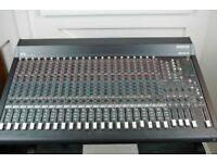 Mackie SR 24 VLZ mixer