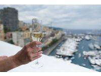 Monaco F1 Grand Prix VIP Terrace Hospitality (4 X passes Saturday only)