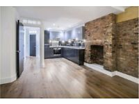 VICTORIAN CONVERSION ** 2BED ** EXPOSED BRICKWORK ** UNFURNISHED ** CLAPTON **
