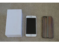 Apple iPhone 6 - Gold - 64gb - on O2 network including original box (Phone Smartphone)