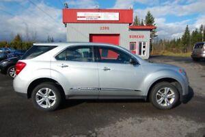 2012 Chevrolet Equinox RABAIS 23%,JAMAIS ACCIDENTE LS AUTOMATIQU