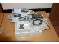 ads techno pci express firewire cards with cables all boxed unused