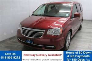2016 Chrysler Town & Country TOURING-L w/ STOW & GO! LEATHER! RE