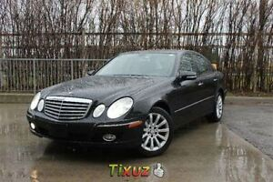 2008 Mercedes-Benz E-Class 4Matic, Cuir, Auto, GPS, AWD.Full Gar