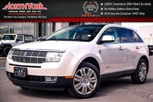2009 Lincoln MKX AWD|Nav|Htd & Cooled Front Seats|Rear Park Aid|