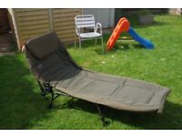 Nash fishing bed chair