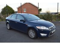 FOR SALE 2008 FORD MONDEO 1.8 TDCI DIESEL MOT MARCH 2018