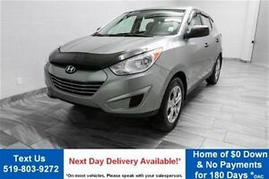 2012 Hyundai Tucson 5-SPEED w/ POWER PACKAGE! AIR CONDITIONING!