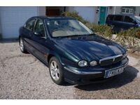 Jaguar X Type 3.0 litre V6, four wheel drive