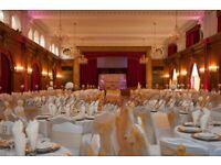Wedding Stylist £5pp Table Decoration Rental £5 Platform Stage Hire Cloths £9 Cylinder Vase Hire