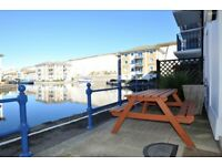 Lovely grndflr 2 bedroom holiday apartment with terrace and parking in the Marina