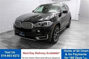 2015 BMW X5 xDRIVE35i w/ NAVIGATION! LEATHER! PANORAMIC ROOF!