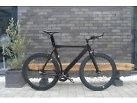 "Brand new NOLOGO ""X"" TYPE single speed fixed gear fixie bike/ road bike/ bicycles + 1year warranty i"