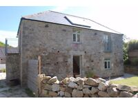 Cornish Luxury Cottage unexpectedly available this week near Truro/ Falmouth Sleeps 6 £500 ONO