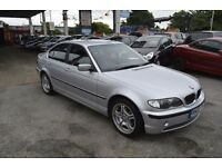 BMW 320 2.2 2002MY i SE automatic leather int
