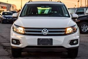 2013 Volkswagen Tiguan AWD|CleanCarProof|Sunroof|Bluetooth|HtdFr