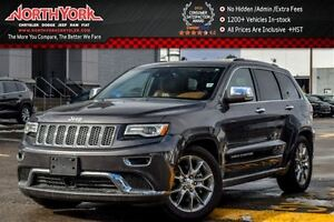 2016 Jeep Grand Cherokee Summit 4x4|Trailer Tow Pkg|Pano_Sunroof