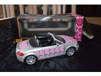 1:18 Audi TT Roadster Special Edition Valentines