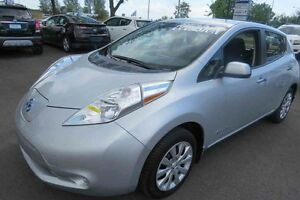 2015 Nissan LEAF CHARGE RAPIDE