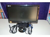 AOC 18 inch monitor