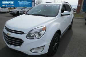2017 CHEVROLET EQUINOX LT (TA) CAMERA ARRIERE,TOIT OUVRANT