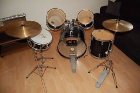 7 Piece CB Drums Drum Kit