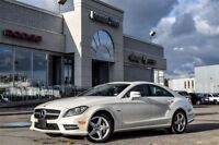2012 Mercedes-Benz CLS550 4Matic Nav Leather Sunroof Bluetooth S