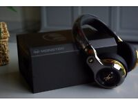 Brand-new (Sealed) Monster ROC Black Platinum Noise Cancelling Headset (RRP £265)