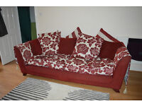 3 SEATER, 2 SEATER AND SINGLE SEATER SOFA