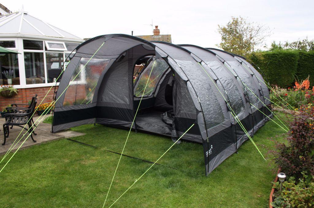 Gelert Bliss 6 6 Man Tunnel Tent Brand New In Burgh Le